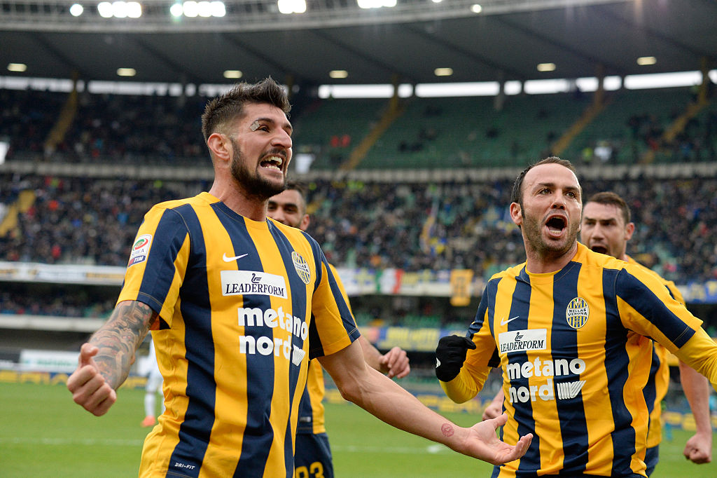Image result for Hellas Verona team 2017